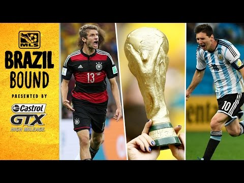 Germany vs. Argentina World Cup Final Preview | Brazil Boud