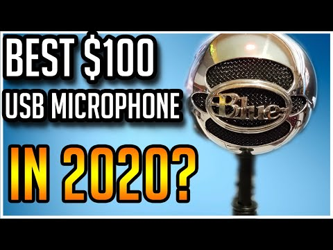 BEST $100 Microphone In 2020?! | Blue Snowball Honest Review | USB Mic For Content Creators & Gamers