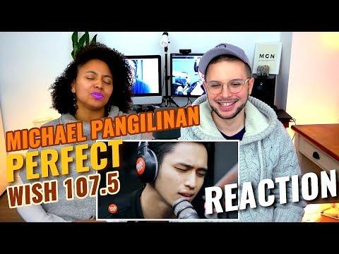 Michael Pangilinan - Perfect | LIVE on Wish 107.5 Bus | REACTION