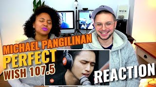 Michael Pangilinan - Perfect | LIVE on Wish 107.5 Bus | REACTION