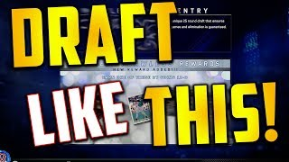 Draft Like This To Win EVERY Game! MLB The Show 17 | Battle Royale