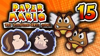 Paper Mario TTYD: The Best Soup Ever - PART 15 - Game Grumps