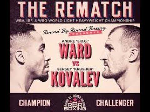 Dwyer 17-6-16 Day Before Fight - Andre Ward v. Sergey Kovalev
