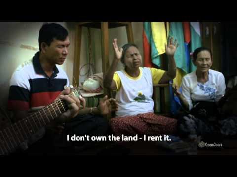Open Doors World Watch List: Myanmar