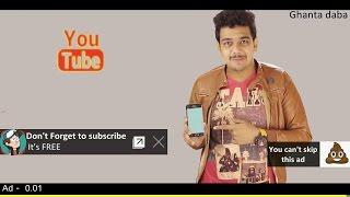 #Ep16 Oluşturmak Youtube Reklam Türü Bell Simge Logo - En Kolay Yolu