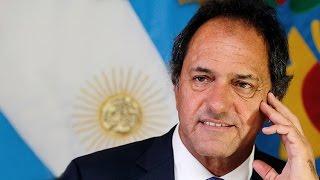 ¿Quién es Daniel Scioli? - Elecciones presidenciales 2015 en Argentina