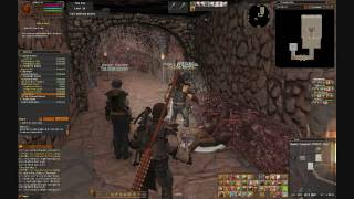 Fallen Earth Melee Group Gameplay [HD]