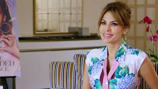 Eva Mendes presents Avon Eve Duet fragrance