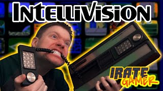 Intellivision Console Review (History oḟ Video Games Part 10) S5E11 - The Irate Gamer