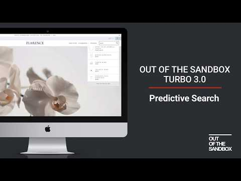Out of the Sandbox - Turbo 3.0 Predictive Search