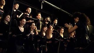 ХОССП - Atmosphere (Joy Division / ART AREA дк, Харьков, 01.12.17)