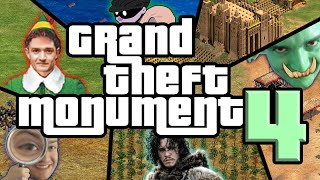 Grand Theft Monument #4