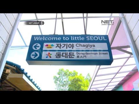 NET JABAR - ADA APA DI BANDUNG : LITTLE SEOUL, KESERUAN WISATA KOREA DI BANDUNG