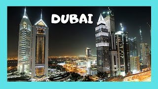 The spectacular Emirates Towers, Dubai, United Arab Emirates
