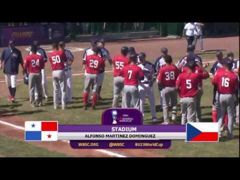 Panama v Czech Republic - U-23 Baseball World Cup 2016 - Gm 10