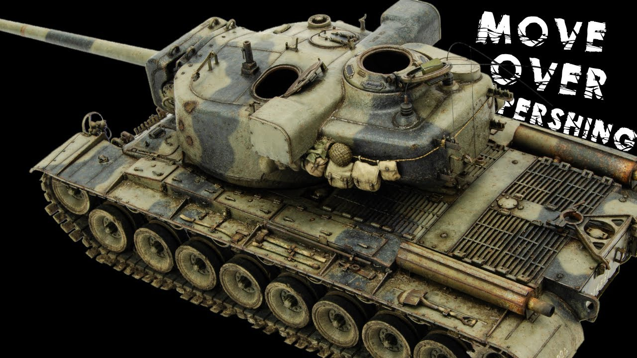 Let's Finish This Big Boi - Stowage, Rust And Mud For The T29E3