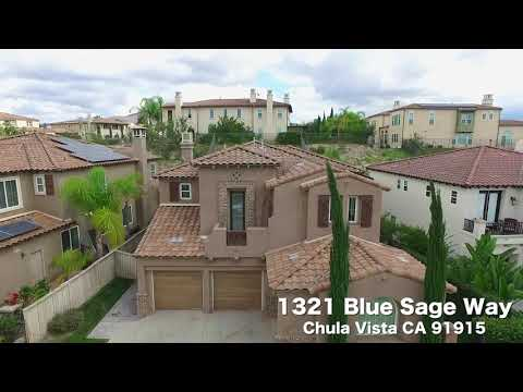 1321 Blue Sage Chula Vista CA 91915  San Diego And Chula Vista Real Estate Agent Reator / Sell Home
