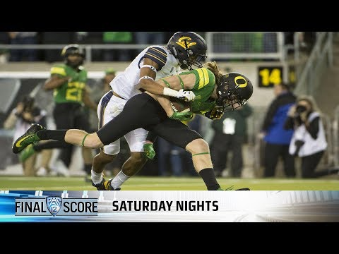 Oregon rolls to 45-24 win over Cal despite raft of injuries