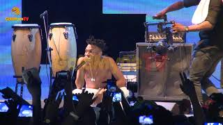 MAYORKUN'S PERFORMANCE AT CLOSE UP COOL BREEZE PARTY UNILAG EDITION