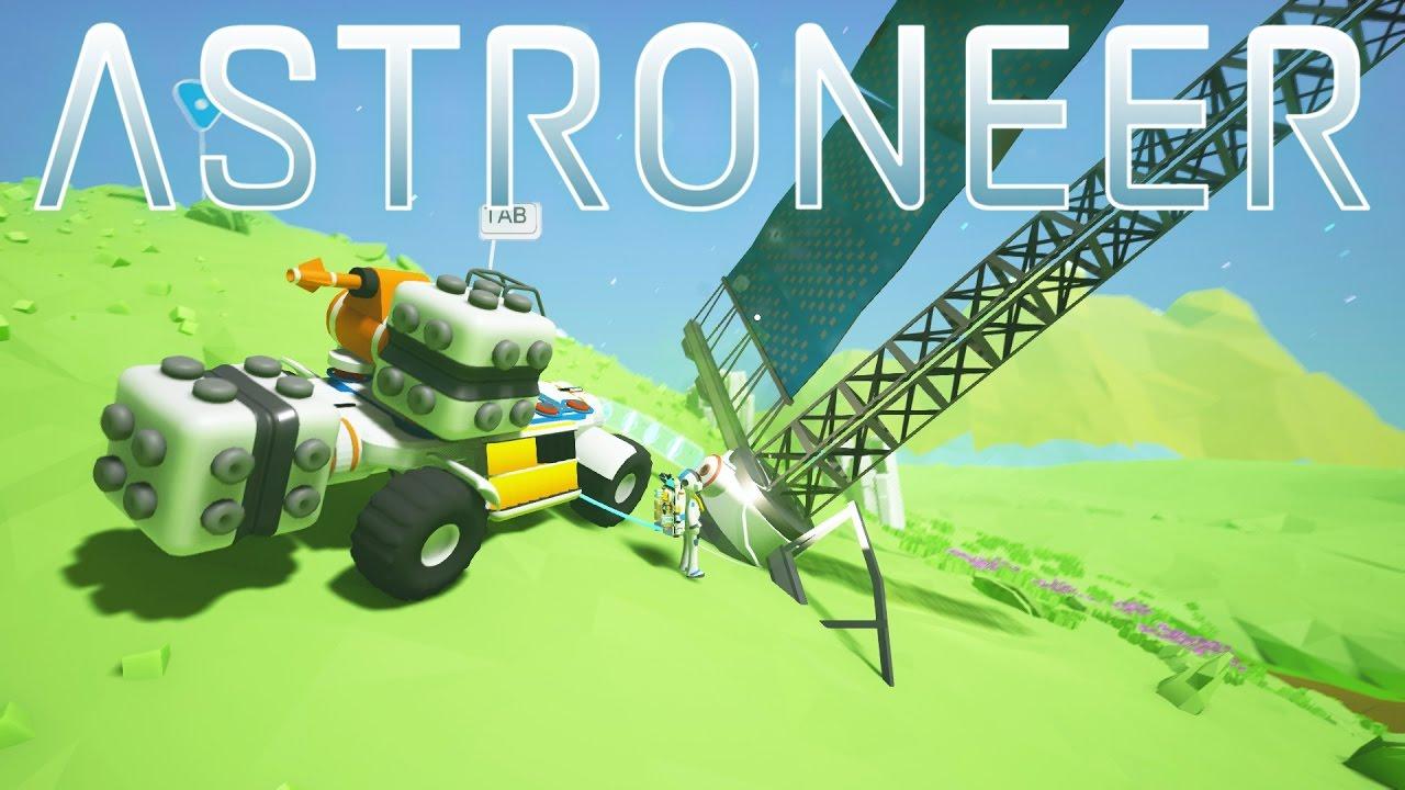 Astroneer Massive Solar Panel Power Boost E08 Let S