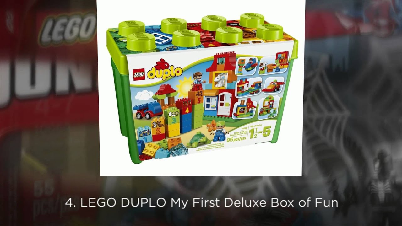 Best LEGO Sets for 4 Year Old Kids 2015 Spring and Summer Top 5