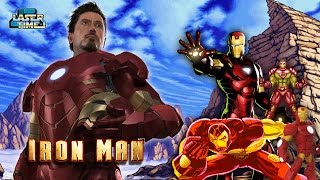 The History of Iron Man Video Games