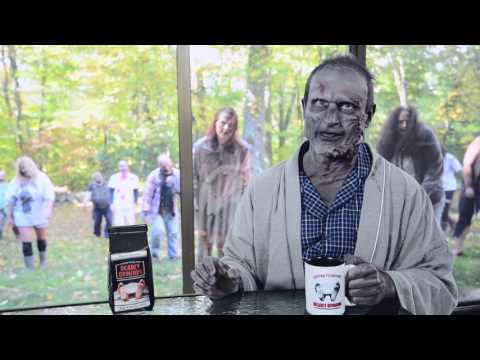 Deadly Grounds - Zombie Seal of Approval