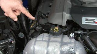 2015-2016 Mustang GT JLT Oil Separator Kit Installation