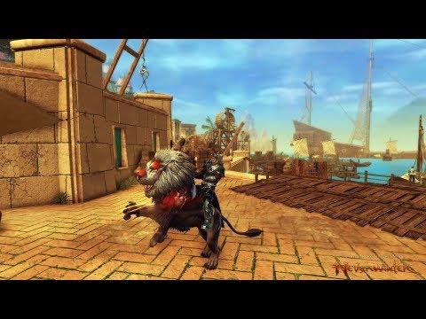 Neverwinter Mod 12b  - Upgrade Chance Pre Build + Unparalelled Vorpal Req (1080p)