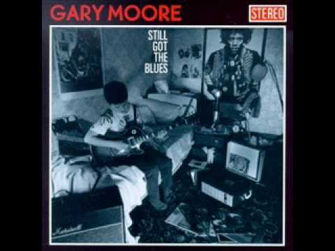 gary moore-all your love