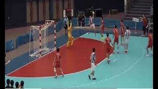 【ハンドボール】2016男子インカレ決勝 明治大VS国士舘大シュートシーン【インカレ】handball