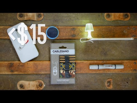 The Best Tech Accessories Under $15 v4.0!