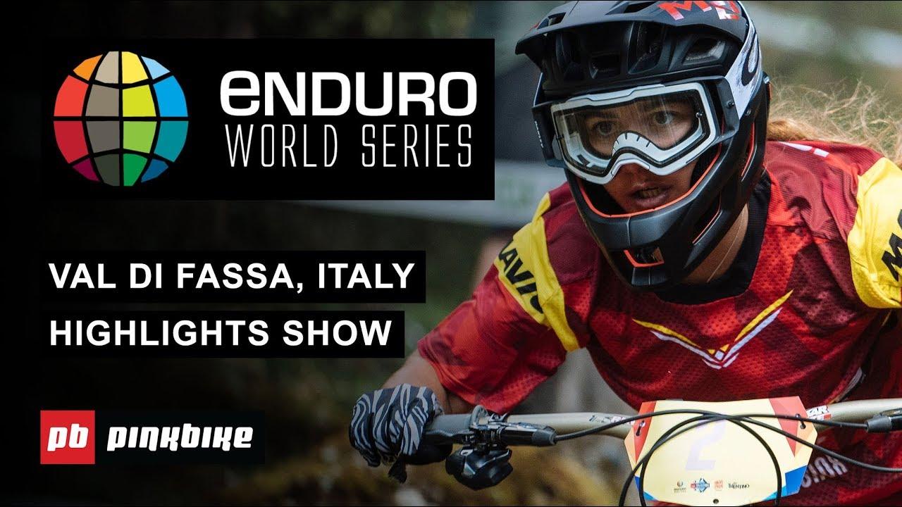 Download EWS Val Di Fassa Highlights 2019 - Round 4