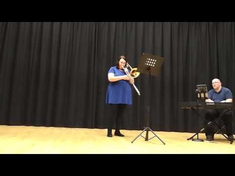 Ballad for Trombone - Soloist Graihagh Quayle - Slow Melody Evening 2017
