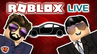 🔴 Roblox Live | Vehicle Simulator and NDS | Ben and Dad