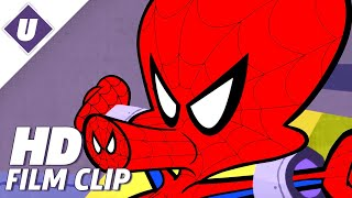 Spider-Man: Into The Spider-Verse - 'Caught In A Ham' Special Features Official Preview Clip