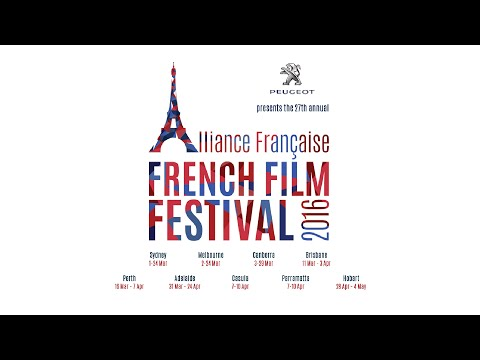 Alliance Française French Film Festival 2016 :: Perth Media Launch!