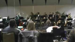 """Limbo Jazz"" (2015 All State Middle School Jazz Band)"