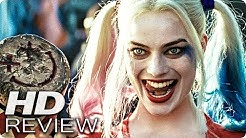 SUICIDE SQUAD Kritik Review & Trailer Deutsch German (2016)