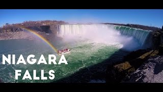 An Amazing trip to Niagara Falls Canada - World's Most Beautiful Waterfalls
