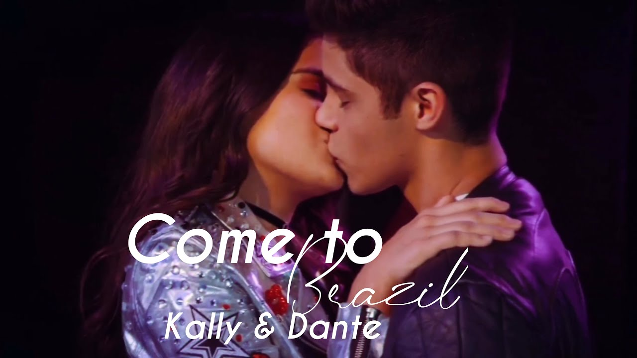 Kally & Dante | Come to Brazil | Kally's Mashup