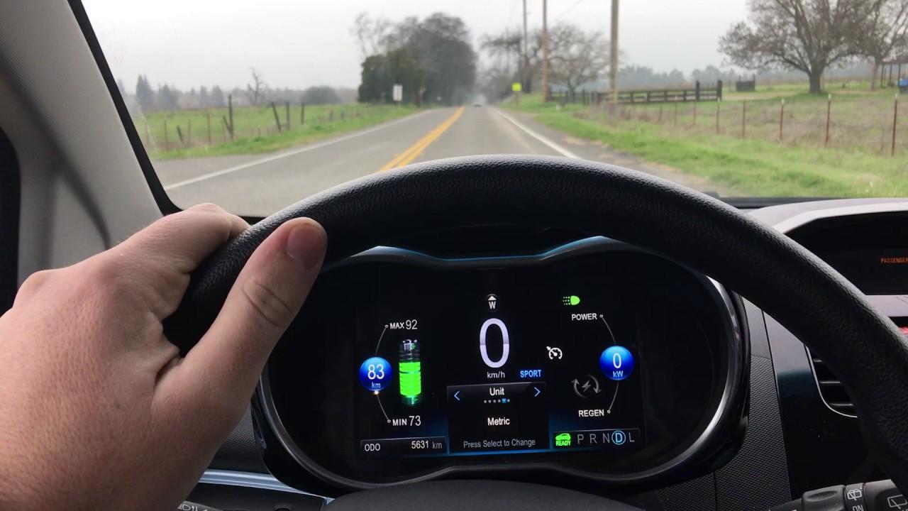 Chevrolet Spark Ev Of 100 Km H 60 Miles In 7 Seconds