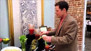 How To Make A Texas Bloody Mary - Tremont House Style