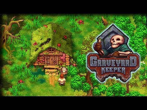 Professional Witch – Graveyard Keeper Gameplay – Let's Play Part 32