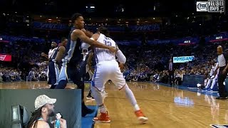 Steven Adams Is STRONG Vol. 3   Child Abuse