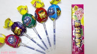 Sour pops Lollipop show with Toddler songs from Rufi Ishfi
