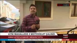 kaan kalyoncı-MOTOSİKLET ÇALINDI