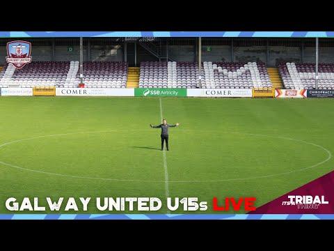 Galway United U15s vs Shelbourne U15s