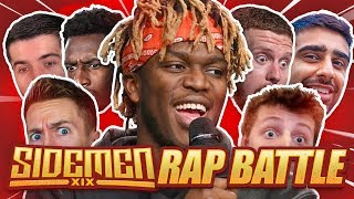 WHO'S THE BEST RAPPER IN THE SIDEMEN? (Sidemen Gaming)