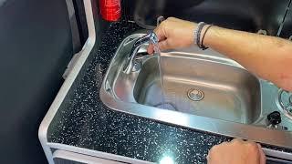 The kitchen sink!